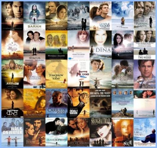 affiches de films copier/coller