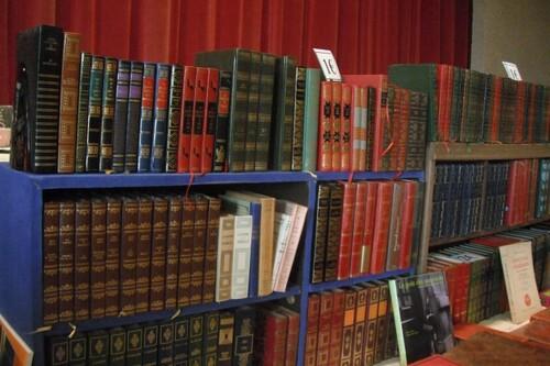 Des livres à Recey