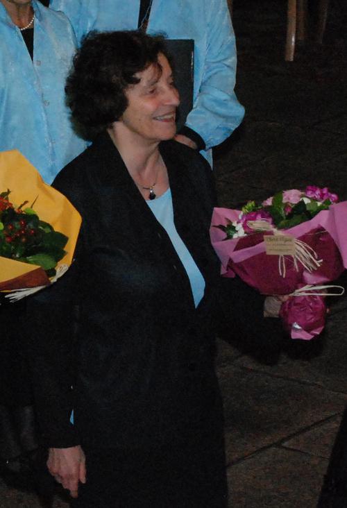 Jacqueline CHERPITEL Chef de choeur
