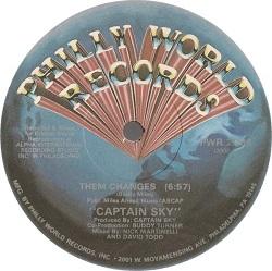 Captain Sky - Them Change