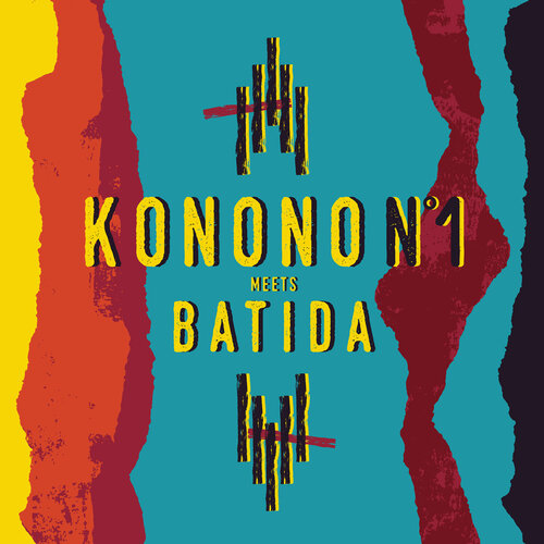 Konono Nº1 - Konono N°1 Meets Batida (2016) [Electronic , World Music]