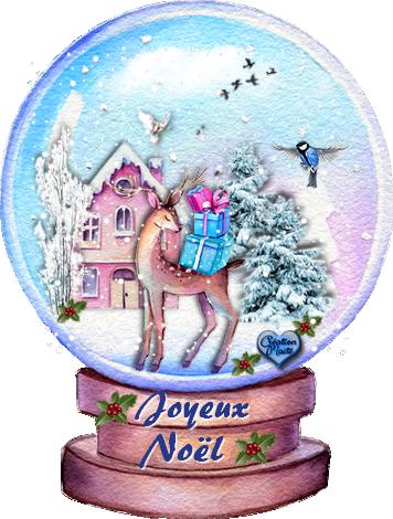 Mon petit monde Fête Noël...