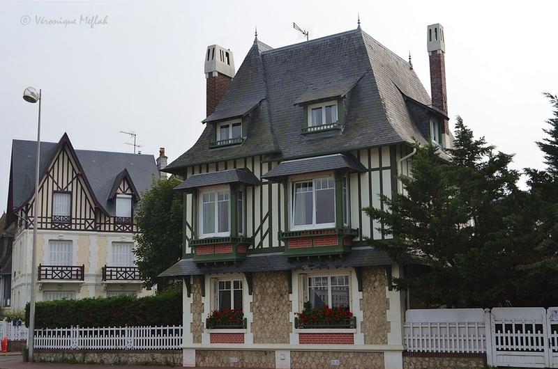 Deauville, mon escapade en  Basse-Normandie