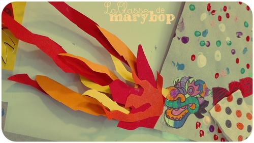 Arts visuels : dragons