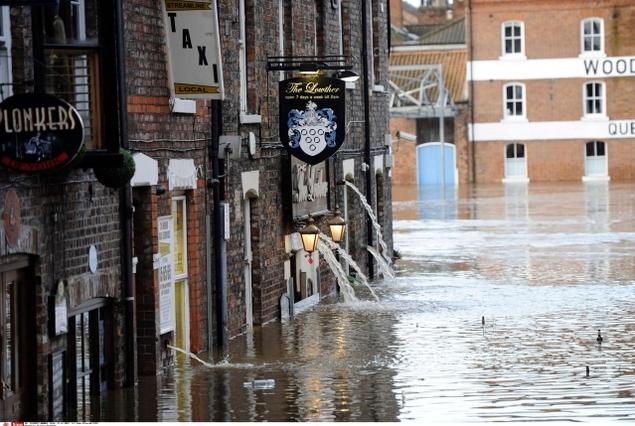 Inondations GB France Inter 2015