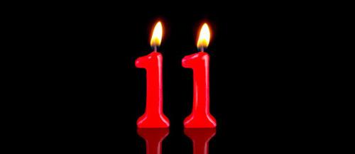 Parisperdu: 11 ans de blog au compteur, autant dire une éternité en temps Internet !