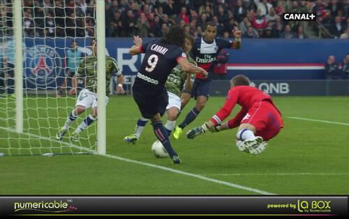 19 Octobre 2013 - Paris SG 4-0 Bastia