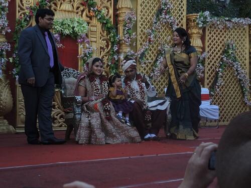 Inde 2014- Jour 7- nous sommes invités à un mariage !!!!