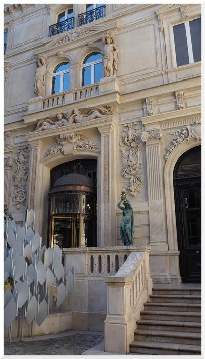 Rue de Tilsit. Paris 17.