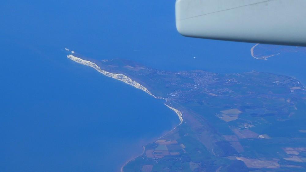Un merveilleux voyage en avion : Bordeaux-Edimbourg (2/2)...