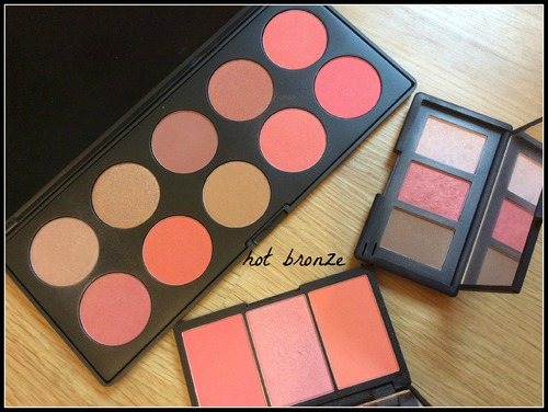 ♥ Oh my... blush ! (palettes) ♥