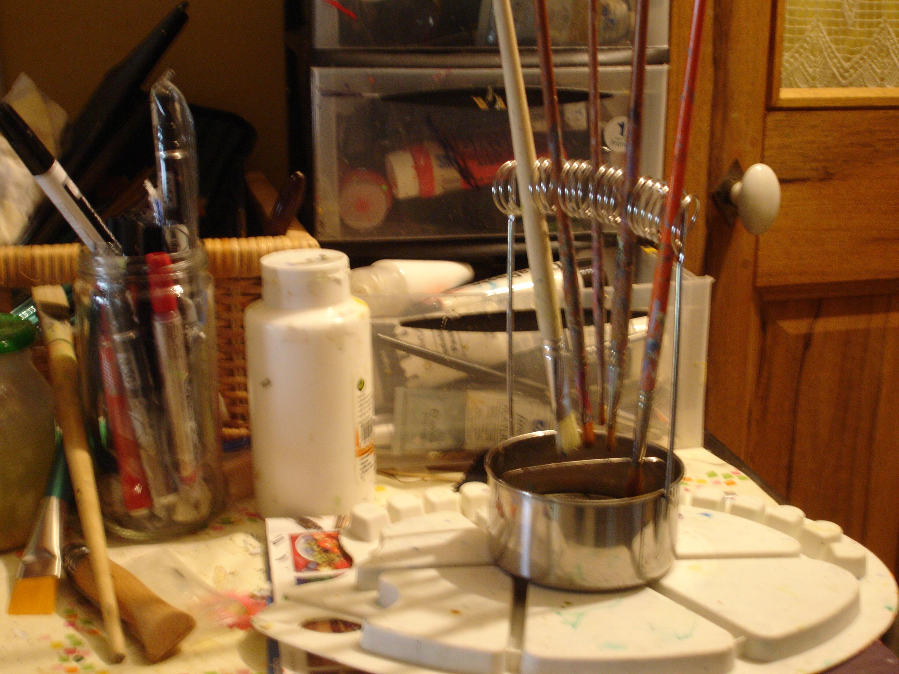 Dessin Et Peinture Video 1705 Comment Nettoyer Efficacement Ses Pinceaux Peinture A L Huile Le Blog De Lapalettedecouleurs Over Blog Com
