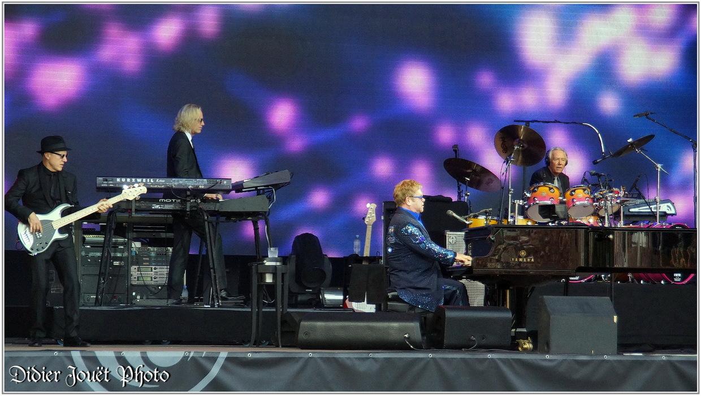 Elton John / Vieilles Charrues 2014