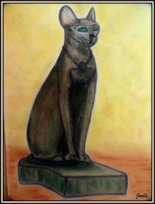 pastel chat