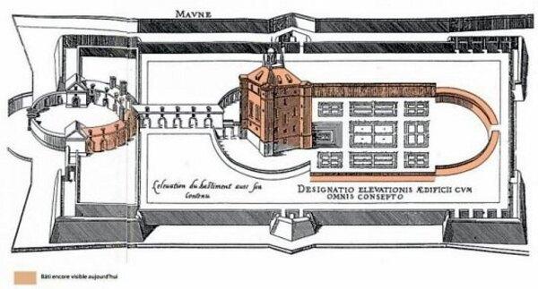 Visite guidée du château de Maulnes dans l'Yonne
