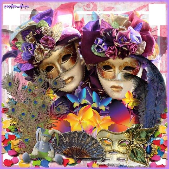 cadeau : nouveau cluster carnaval
