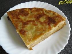 gâteau aux pommes ( nouvelle réalisation )