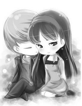 Saint Valentin-couple