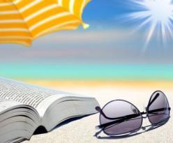 Ma liste de lecture prévue pour mes vacances!