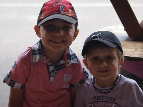 Lucas et Noa ont 5 ans