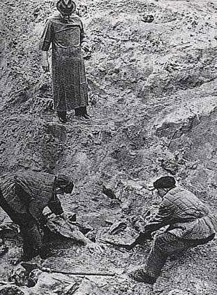 Katyn. 1943