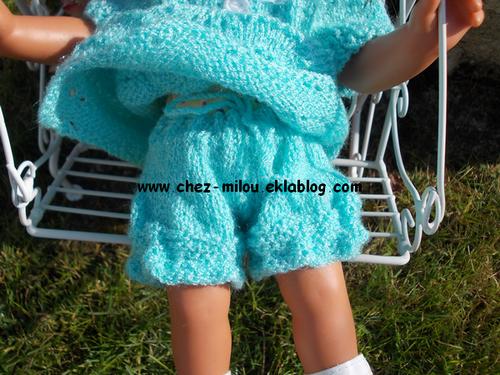 Une robe pour Mily