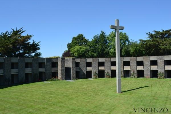 Normandie cimetière allemand 811