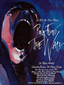 PINK FLOYD THE WALL BOX OFFICE 1982