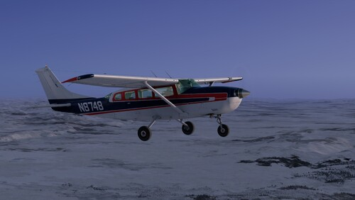 Alabeo Cessna C207
