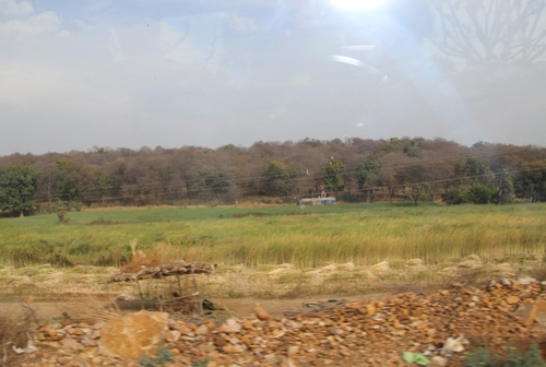 Entre Chittorgahr et Bijaipur