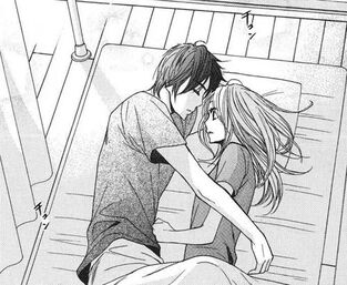 couple manga ♥: