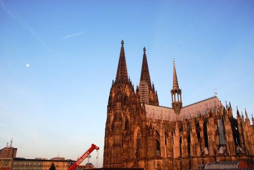 De Cologne à Paris: quelle zournée!