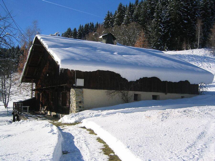 Chalets d'alpage savoyards