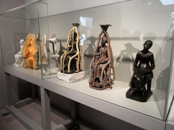 L'Association Culturelle Châtillonnaise  nous a fait découvrir le superbe musée Camille Claudel de Nogent sur Seine...