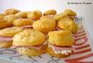 Mini burgers apéritif jambon / boursin