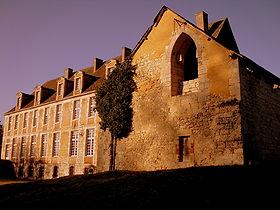 La légende de l'abbaye de Mortemer