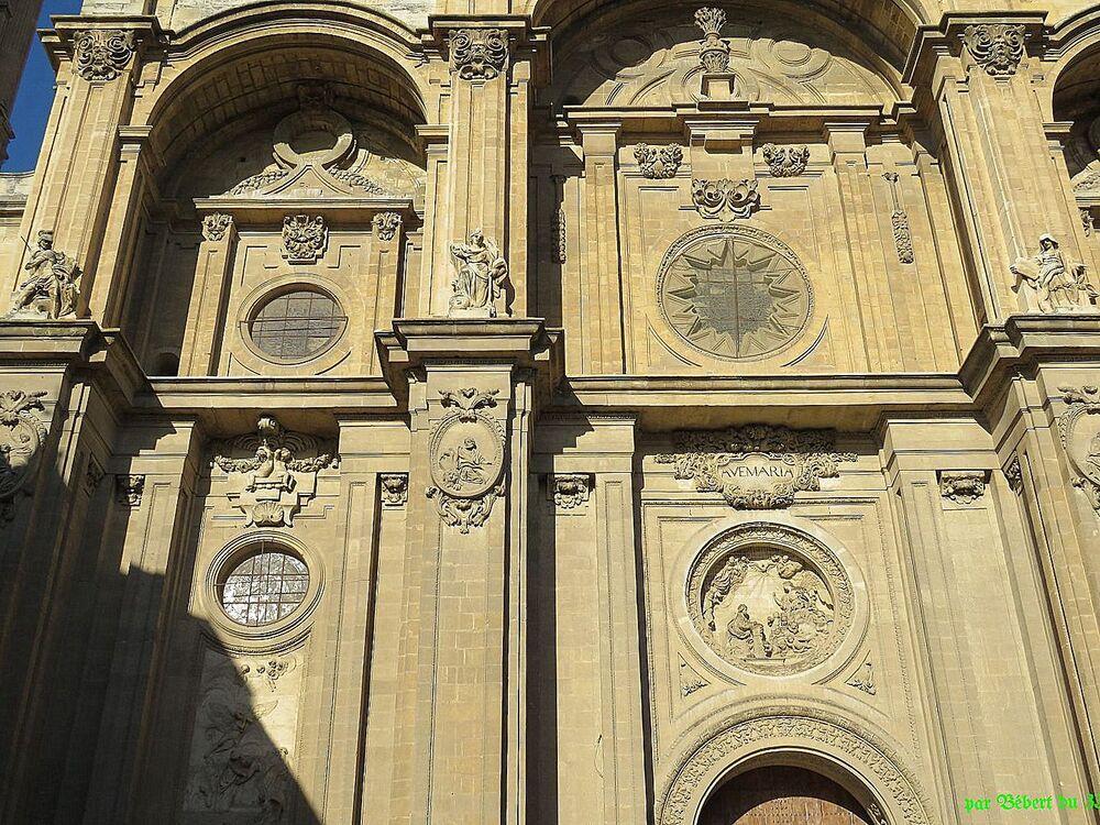 la cathédrale de Granada - 4