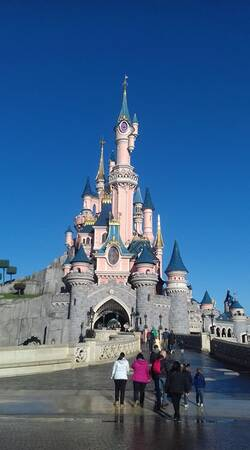 Week-end du 10 au 11 mars 2018 à Disneyland  Paris