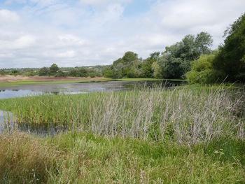 Le lac de Badelune
