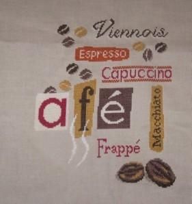 Sal café étape 8