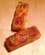 Minis cakes de maman pruneau thon ou olive tomate