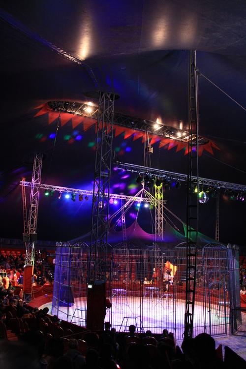 A la découverte du cirque: les métiers de l'ombre et la scène