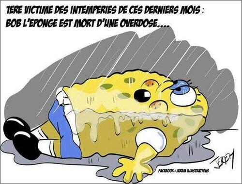 Humour en vrac d'un mercredi pluvieux