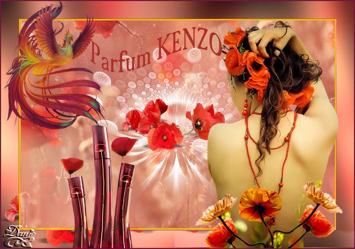 Kenzo défi Beauty...