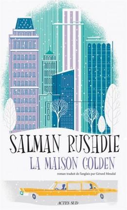Couverture du livre : La Maison Golden