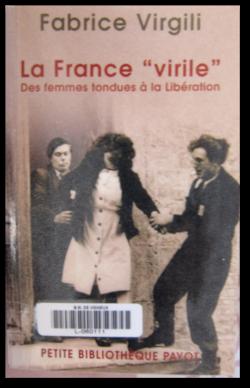 V Commme VIRGILI Fabrice et «la France virile»