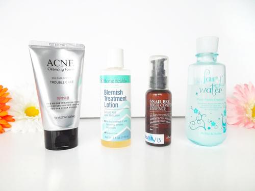 Soins, peau, acné, blog beauté, laeti beauty