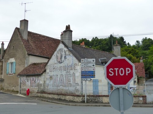 mur peint Raphaël Chaumont 40582