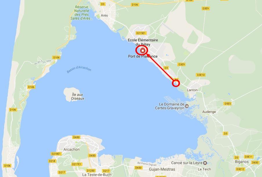 Du port de Cassy au port du Betey - Mai 2016 - 1/3