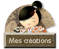 Mes créations